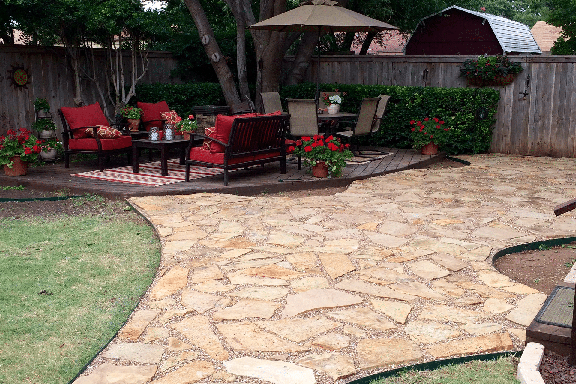 Lubbock Hardscapes