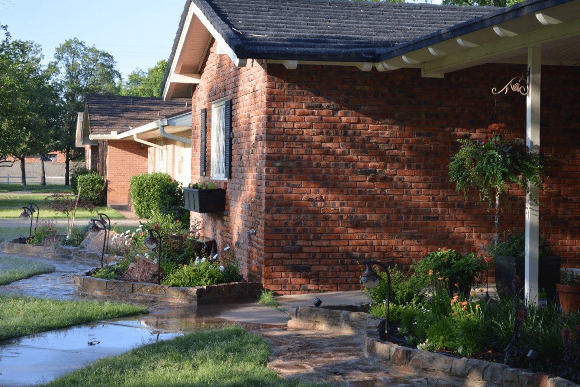 Lubbock Landscape Design