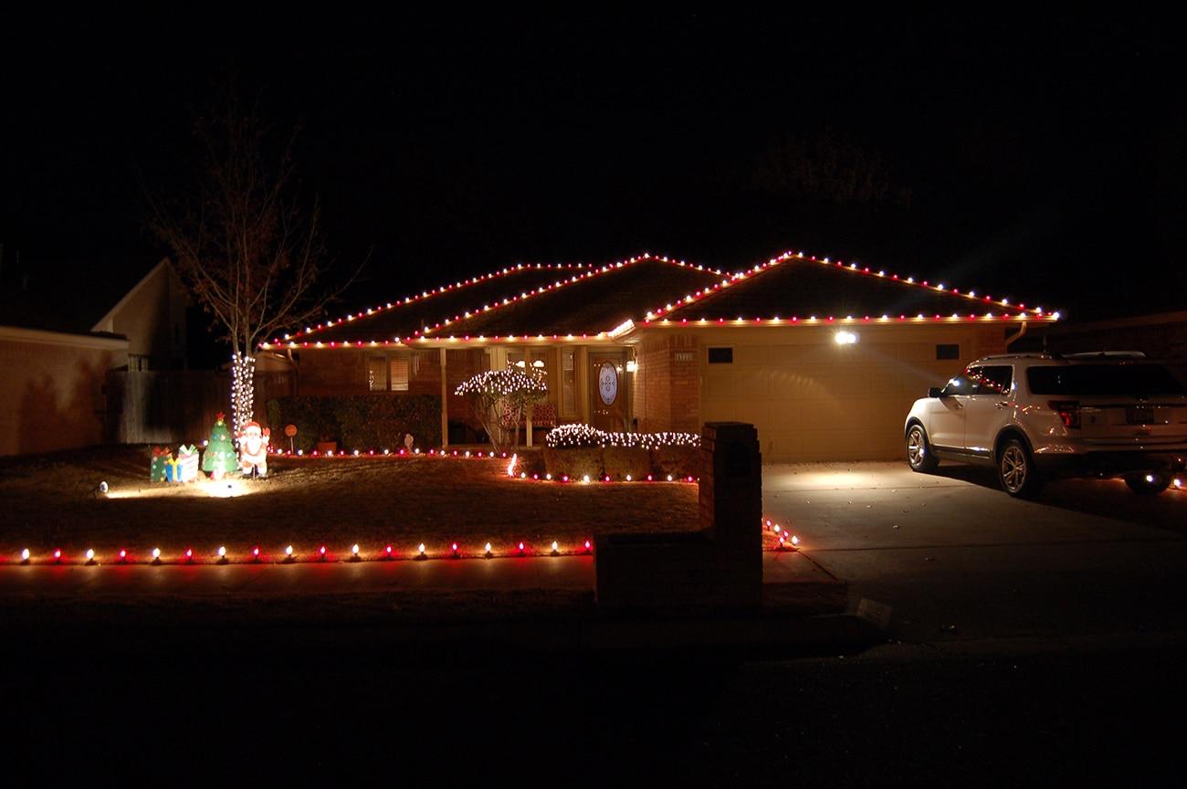 Troubleshooting Christmas Tree Lights