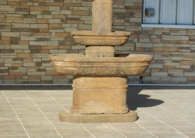 rusticwaterfeature